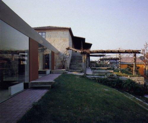Casa en Pontevedra by A-cero arquitectos