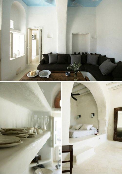 Una joya en las isla griega Tinos by Zege Architects