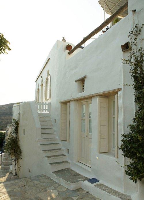 Una joya en la isla griega Tinos by Zege Architects