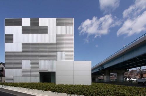 Breathing Factory by Takashi Yamaguchi & Associates
