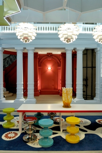 Proyecto BNP Paribas by Zoevox Architectes
