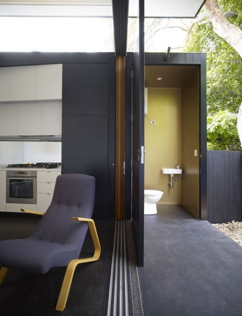 Haines House by Christopher Polly Architect en Sydney