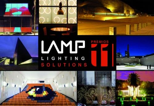 Premios Lamp Lighting Solutions 2011
