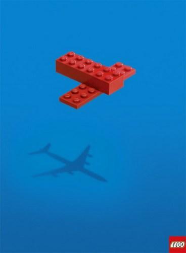Publicidad gráfica by Lego