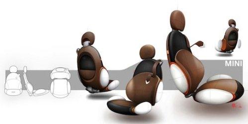 MINI Rocketman Concept by Mini