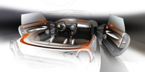 MINI Rocketman Concept by Mini