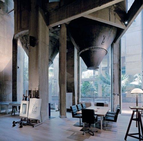 Casa - Estudio by Ricardo Bofill Taller de Arquitectura
