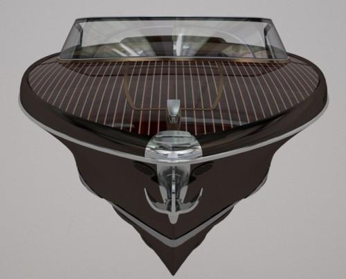 """Nuevo Riva """"Iseo"""" by Ferretti Group - Design de Officina Italiana Design"""