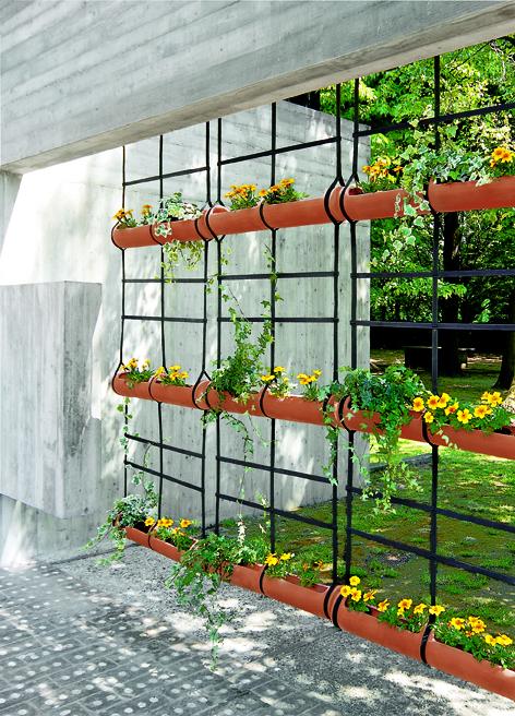 Biombos Naturales: Treille by Teracrea - Designer Ronan & Erwan Bouroullec-