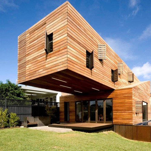 Trojan House by Jackson Clements Burrows arquitectos
