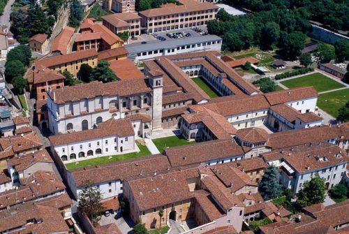 Museo de Santa Giulia - Brescia - Italia