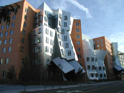 Wfm Centro Stata by Frank Gehry