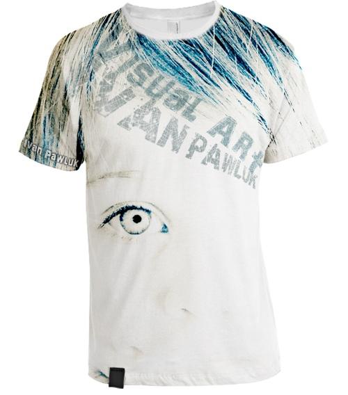 Visual Art: T-Shirt by Iván Pawluk