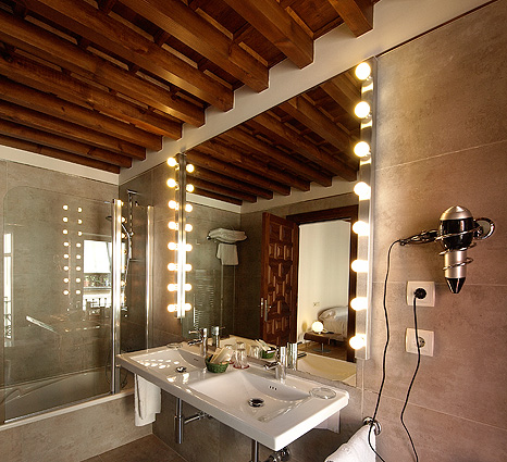 """Hoteles con encanto: Granada """"Gar-Anat Hotel de Peregrinos"""" Suite 2"""