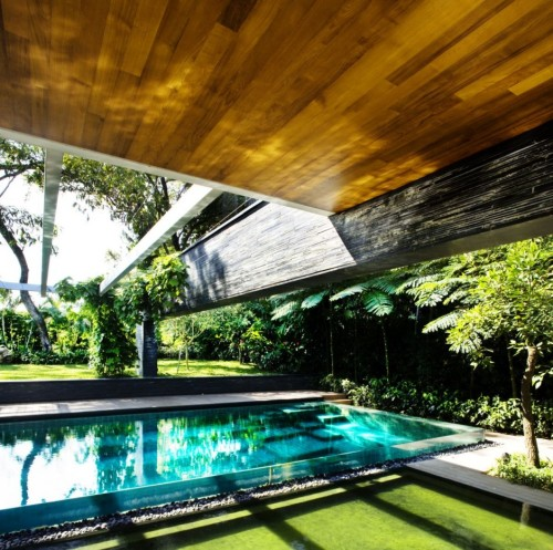 Casa Cluny by Guz Architects - Singapur