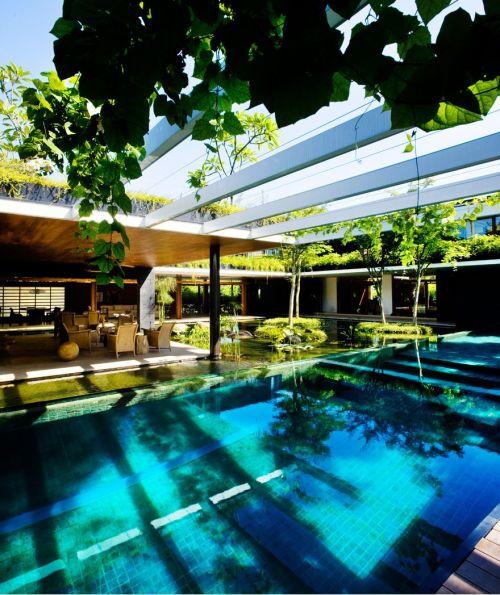 Casa Cluny by Guz Architects - Singapur