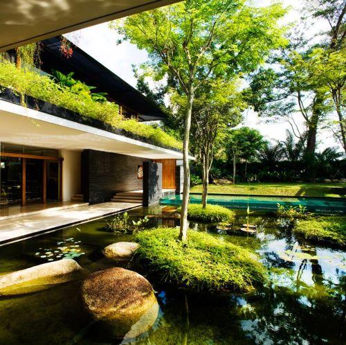 Sostenibilidad y diseño: by Guz Architects – Singapur
