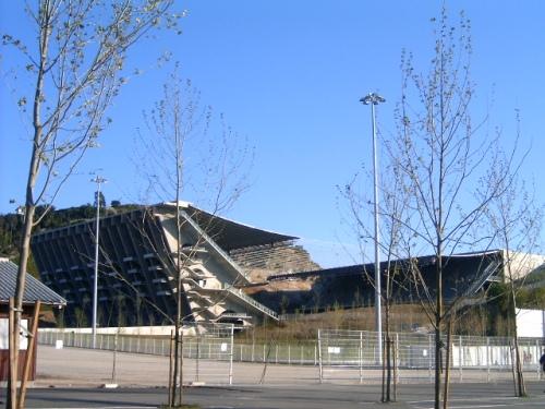 Estadio de Braga por Eduardo Souto de Moura (2004)