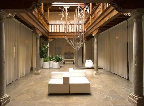 """Hoteles con encanto: Granada """"Gar-Anat Hotel de Peregrinos"""""""