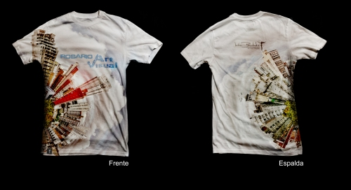 Visual Art: T-Shirt by Iván Pawluk
