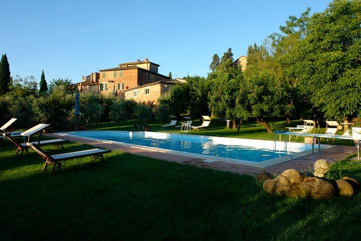 Casas con encanto siena villa vignacce by divino villas - Hoteles con encanto en la toscana ...