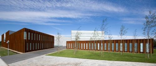 Nueva sede de las Juntas Generales de Gipuzkoa by ByE arquitectos - Foto de Uxío Da Vila