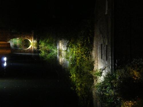 Scénographie lumière du quai des Moulins: Finalistas Premios Lamp Lighting Solutions 2011