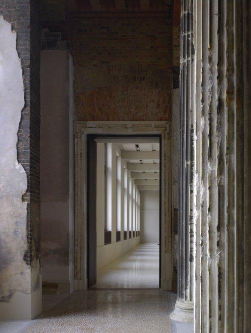 © Stiftung Preussischer Kulturbesitz-David Chipperfield Architects, photographer Ute Zscharnt