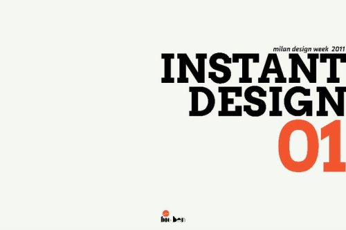 E- Book Milán Design Week 2011 by S. Legrenzi y N.Gotti