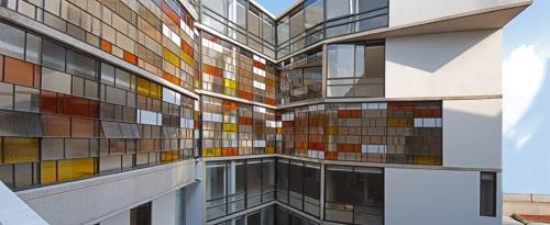 Rehabilitación de una casa Art Deco by JSª - foto Jair Navarrete