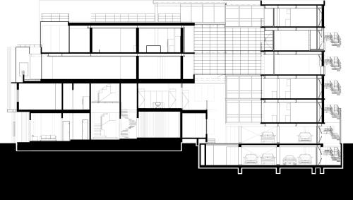 Rehabilitación de una casa Art Deco by JSª