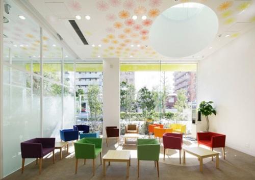 Banco: Sugamo Shinkin Bank by emmanuelle  moreaux architecture + design