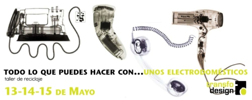"""""""Todo lo que puedes hacer con...unos electrodomesticos"""" by Transfodesign"""