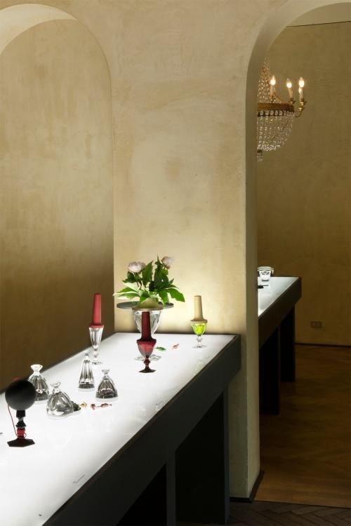 Nuevos diseños para el cristal Hartcourt de Baccarat by Ecál Guillaume Noiseux