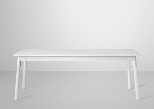 Mesa WHITE WHITE designer TAF ARCHITECTS: El mejor design escandinavo by Muuto