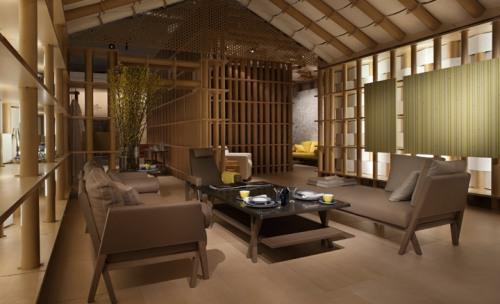 I Saloni: Cartón, papel y madera by Hermès