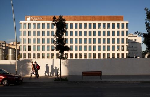 el Banco de Sangre y Tejidos de Cataluña de Joan Sabaté i Picasó