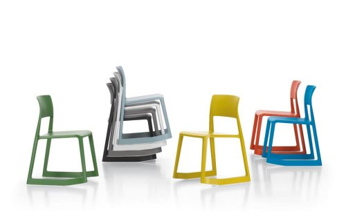 Silla Tip Ton by Vitra designer Barber Osgerby