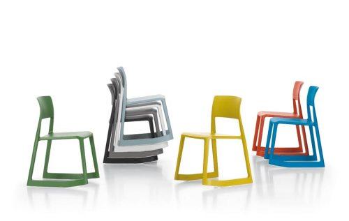 Silla Tip Ton by Vitra designer Barber Osgerby