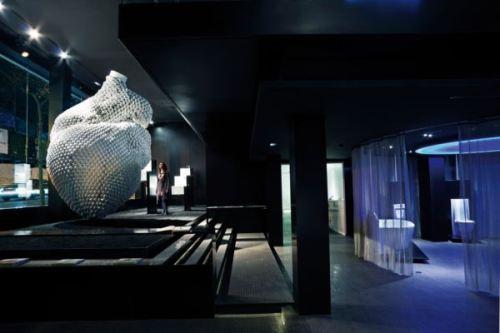 """""""El corazón"""" de Roca en Roca Madrid Gallery"""
