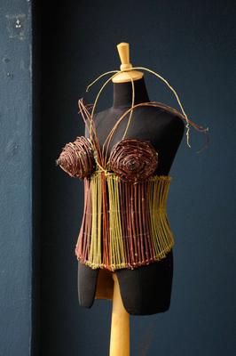 Sostenibilidad y alta costura by Nicole Dextras