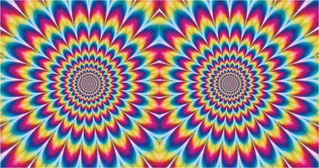 Grafica publicitaria: el recurso de la ilusión óptica efectivo o molesto?