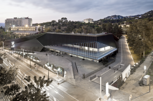 Premios Lamp 2011: architectural exterior lightng gran casino costa brava foto: adria goula