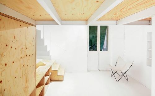 Mini vivienda de 34 m2 de puro diseño by ARQUITECTURA-G