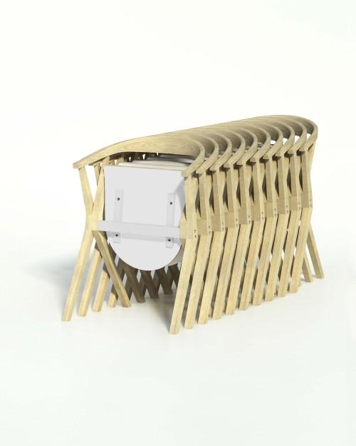 Seleccionados Premios Delta: B Chair diseño de K. Grcic by BD Barcelona Design -