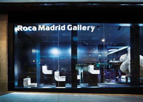 W+W en Roca Madrid Gallery