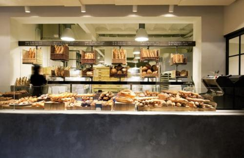 Diseño y Tradición: Panaderias L'Obrador by Sandra Tarruella