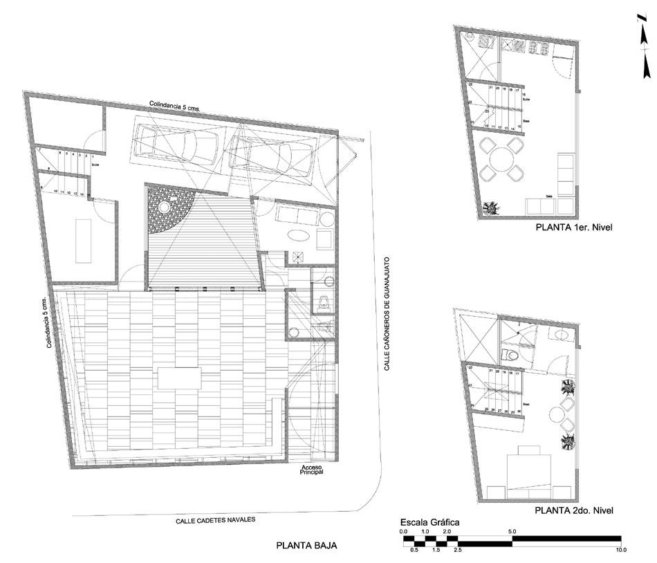 Arquitectura para la introspecci n by pascal arquitectos for Todo sobre arquitectura