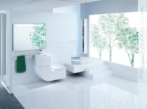 Diseño y sostenibilidad: W+W un nuevo concepto que ha revolucionado el concepto baño by Roca