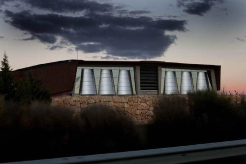 Bodegas Portia by Foster & Partners recibe el premio Riba como proyecto europeo